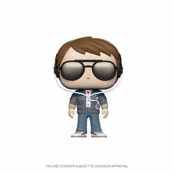 Funko Pop! Vinyl Back to the Future Mart McFly in Sunglasses Figure - Pre-Order